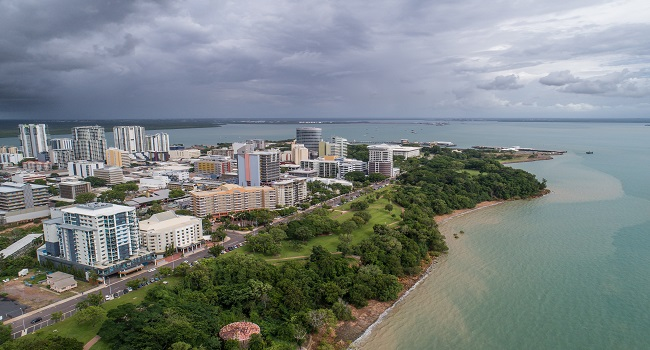 Darwin offers best rental yields for investors