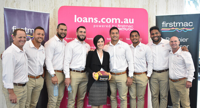 Loans.com.au extends Broncos sponsorship