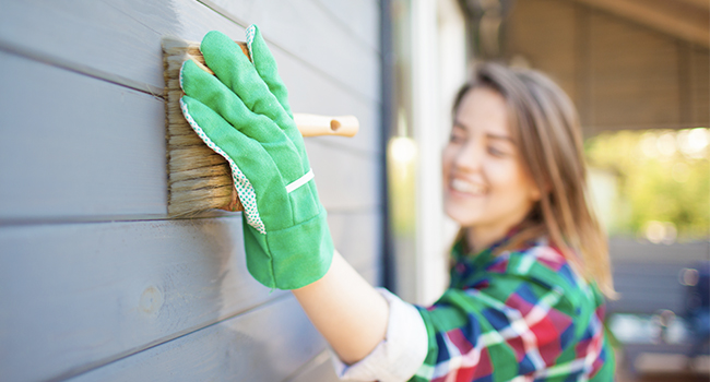 5 easy home improvements during coronavirus lockdown