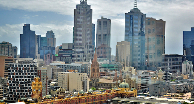 Why Melbourne is hot for home buyers in 2016