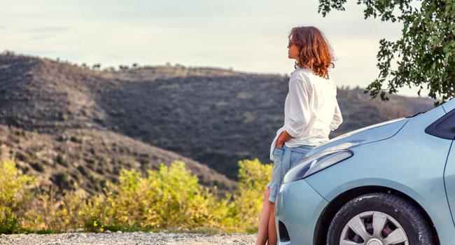 Berapa langkah yang Anda dari mendapatkan keuangan Mobil?