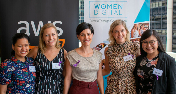 loans.com.au proud to sponsor Women In Digital