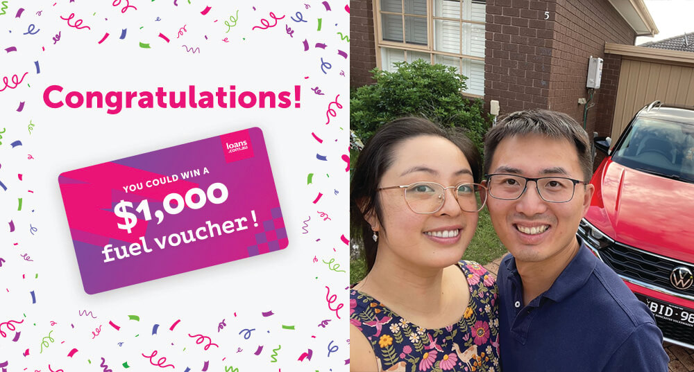 Victorian Couple latest winners of $1000 fuel voucher