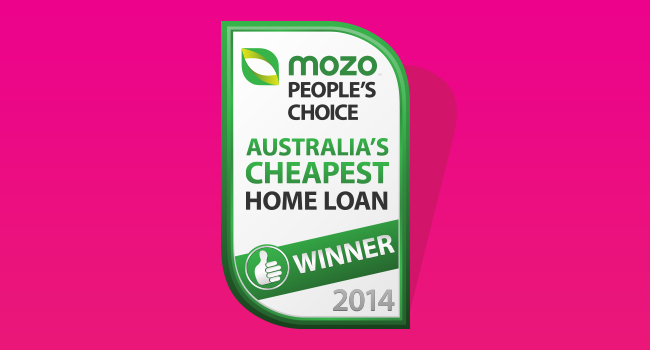 Australia's cheapest home loan again