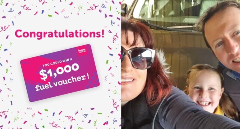 loans.com.au gives away another $1000 voucher