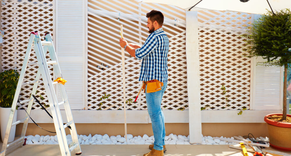 Popular renovation projects to tackle this summer