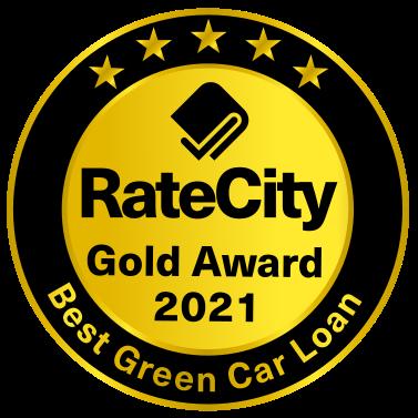 Gold Award - Best Green Car Loan