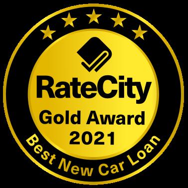 Gold Award - Best New Car Loan