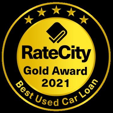 Gold Award - Best Used Car Loan