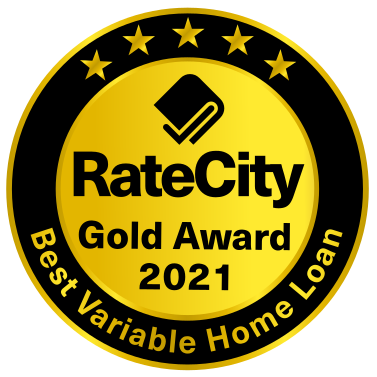 Gold Award - Best Variable Home Loan